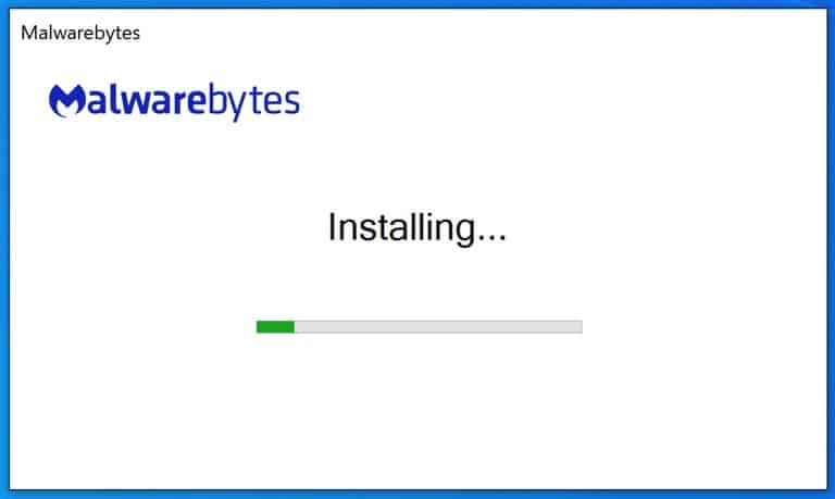 instalación de malwarebytes 3