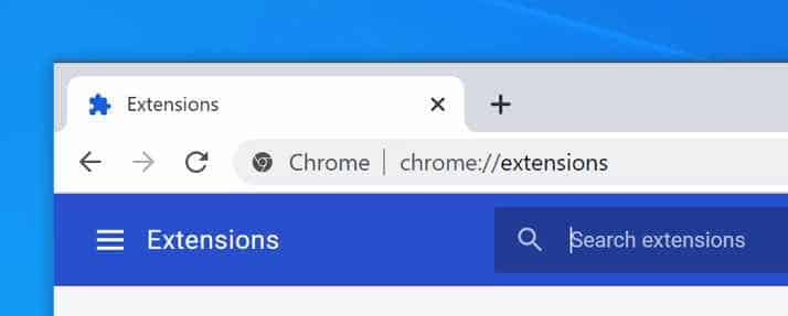 Google Chrome-extensies