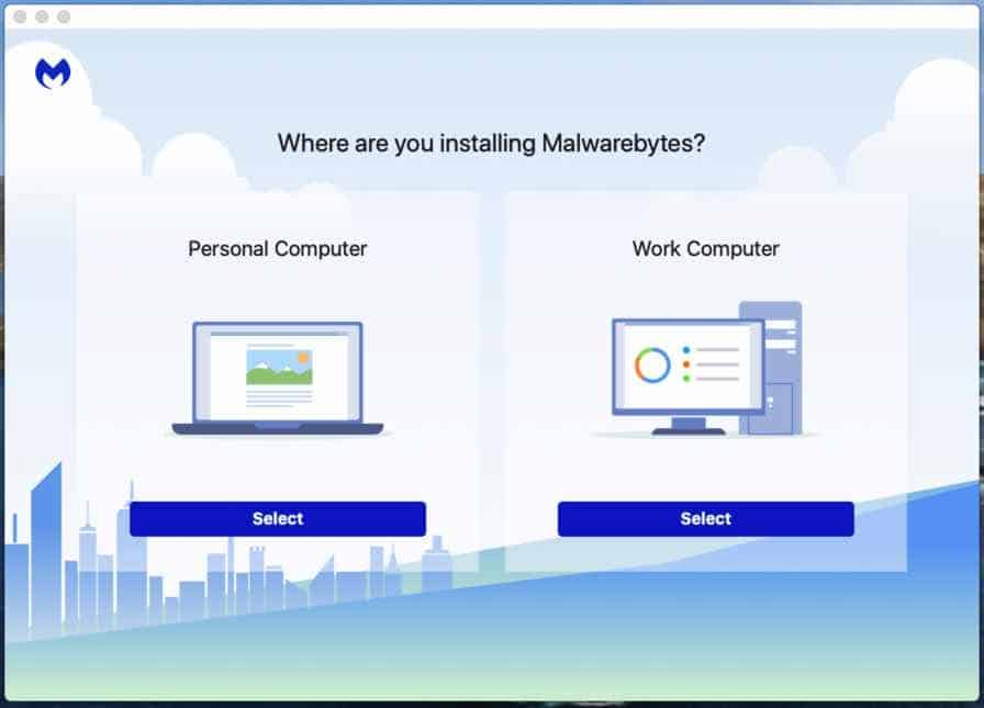 malwarebytes for mac installation étape 2