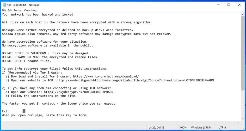 ransomware medusalocker