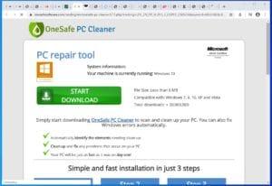 Onesafesoftware.com