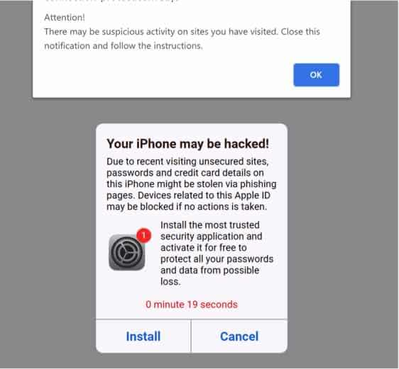 Your iPhone may be hacked!