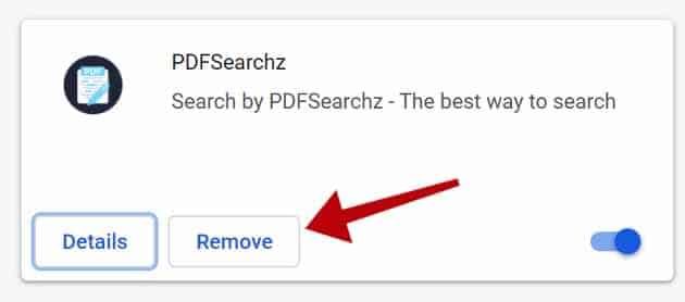 PDFSearchz extension