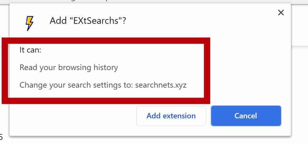 EXtSearchs