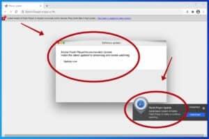 Flash Player Update Malware