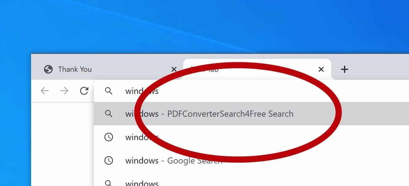 PDFConverterSearch4Free Search