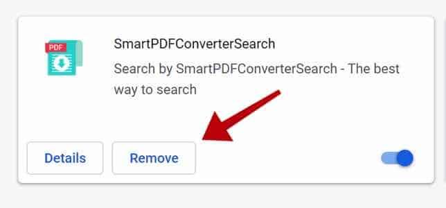 remover SmartPDFConverterSearch