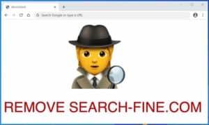 eliminar search-fine.com