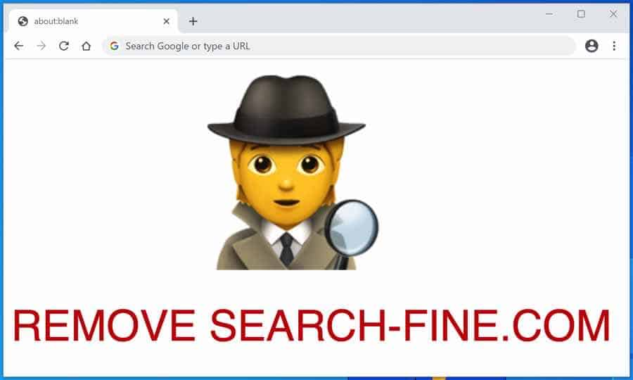 remove search-fine.com