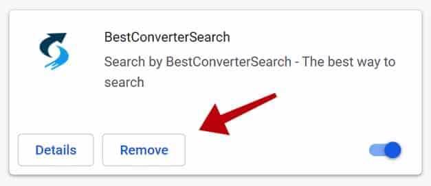 desinstalar BestConverterSearch