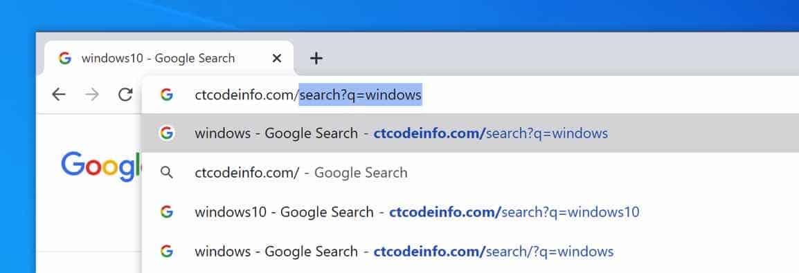 Ctcodeinfo.com