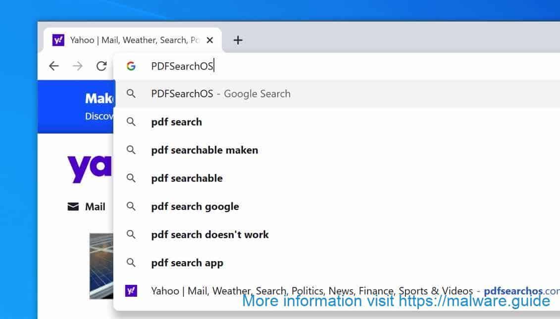 PDFSearchOS