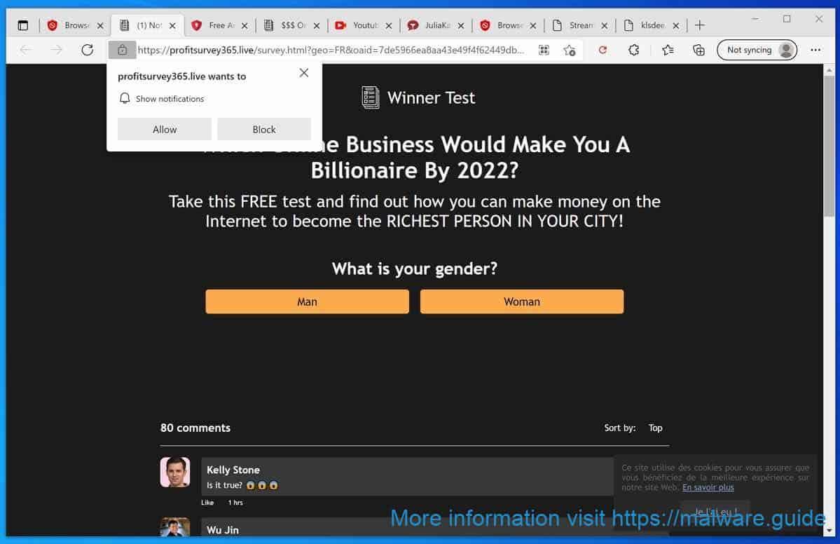 Profitsurvey365.live