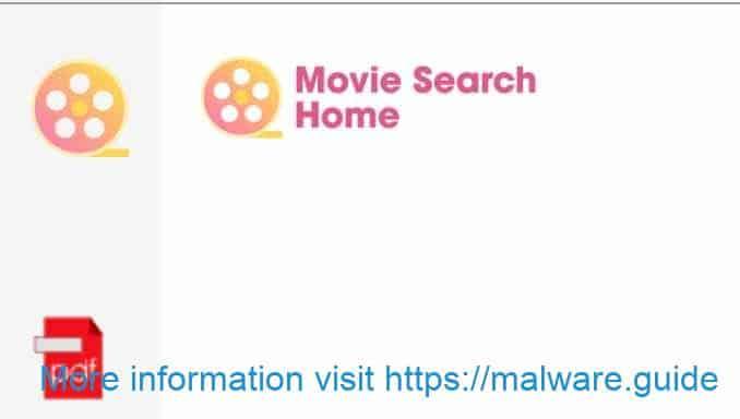 MovieSearchHome